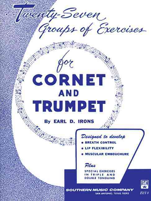 27 Groups of Exercises By Irons, Earl (COP)